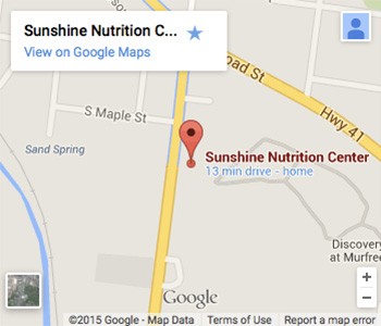 Sunshine Nutrition Center
