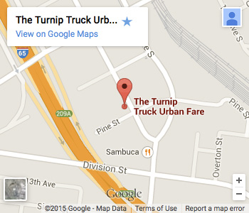 The Turnip Truck Urban Fare