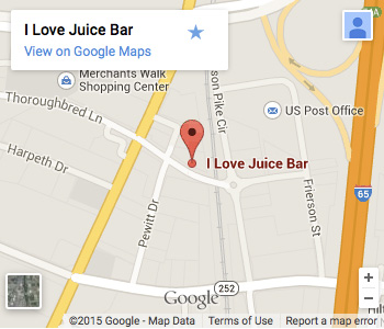 Juice Bar Brentwood