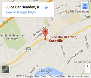 Juice Bar Bearden